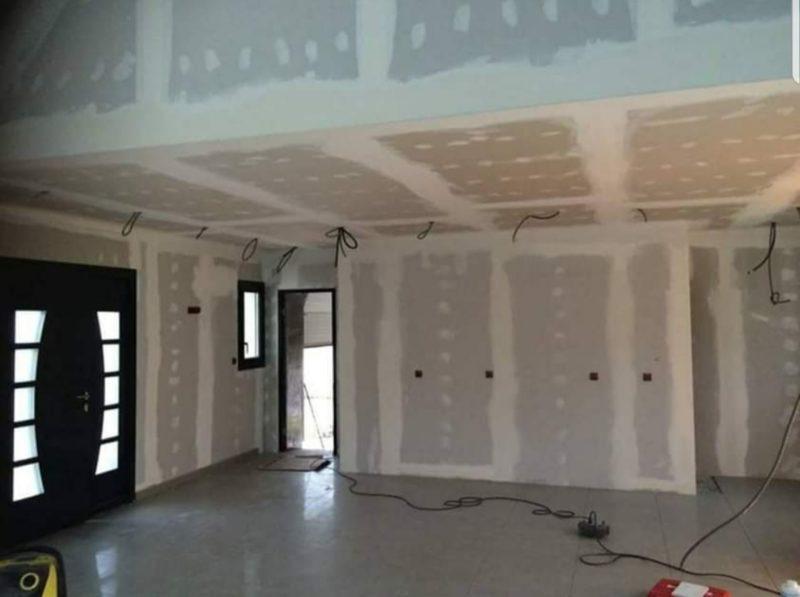 faux-plafond-isolation-BA13-photo5