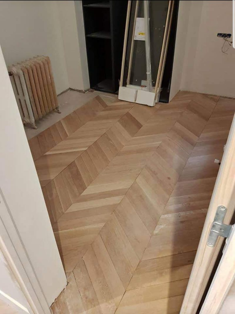 pose-collée-parquet